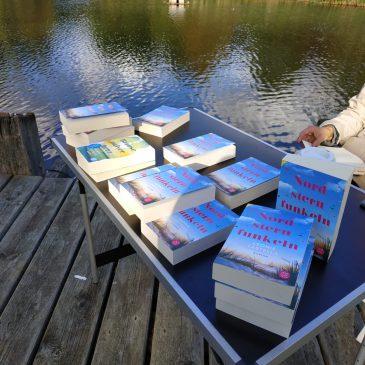 12.9.2019 Lesung aus dem Nordsternfunkeln in Travemünde 'Lesung im Park'
