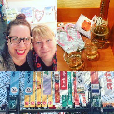 20.3.-24.3.2019 Leipziger Buchmesse Impressionen